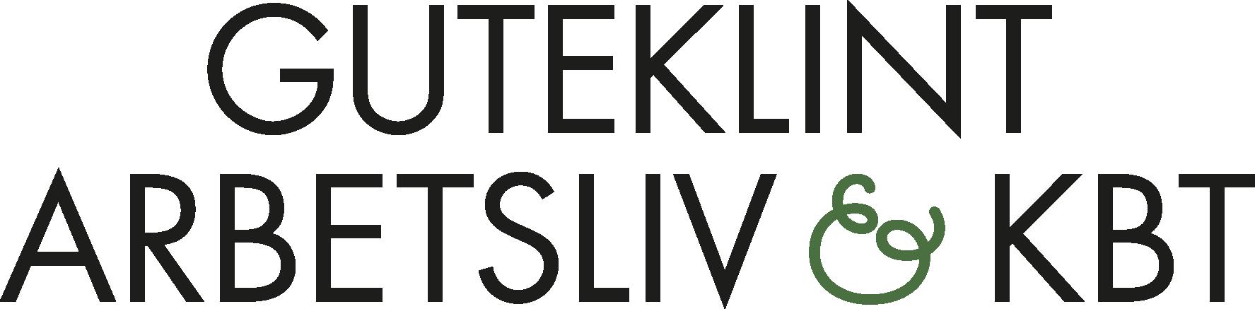 Guteklint Arbetsliv & KBT - Din psykolog i Stockholm